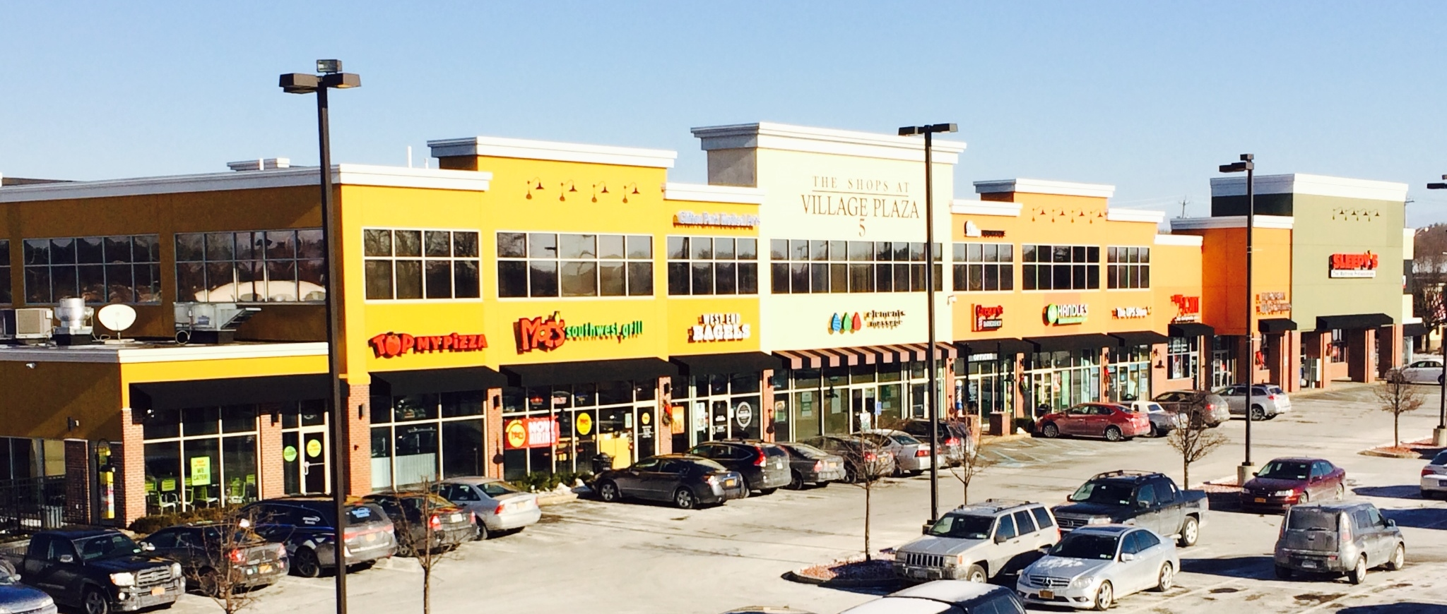 Shops At Village Plaza Clifton Park NY