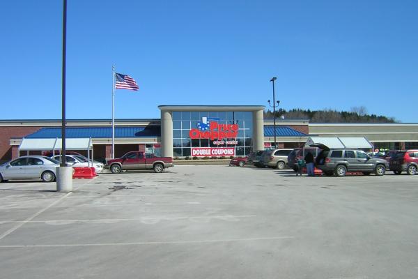 Price Chopper Plaza Richfield Springs NY