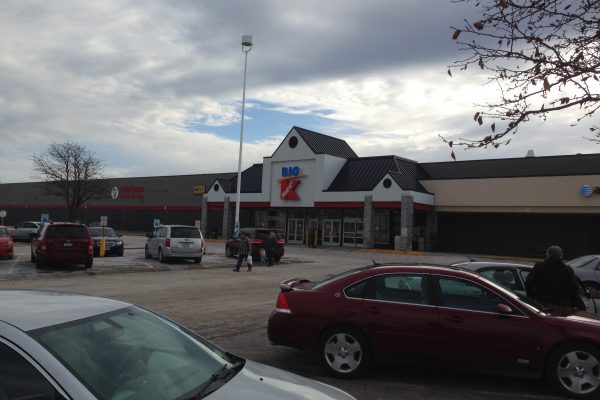 Kmart Plaza Malone NY